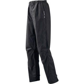 Vaude Men's Fluid Pants II, black - Radhose