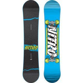 Nitro Ripper Youth Wide 2016 - Snowboard