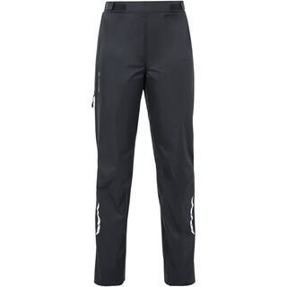 Vaude Women's Tremalzo Rain Pants, black - Radhose