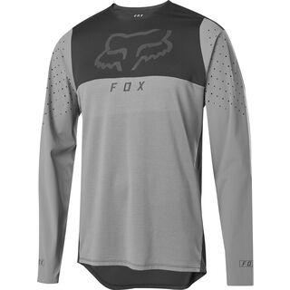 Fox Flexair Delta LS Jersey, pewter - Radtrikot