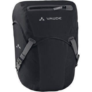 Vaude Discover Front II, black - Fahrradtasche