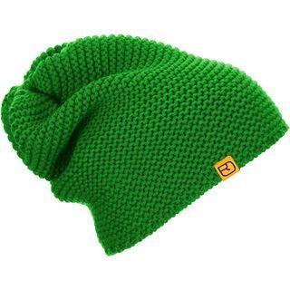 Ortovox Heavy Gauge Beanie, absolute green - Mütze