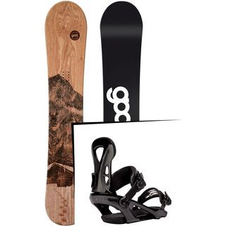 Set: goodboards Wooden 2017 + Ride LX (1487191S)