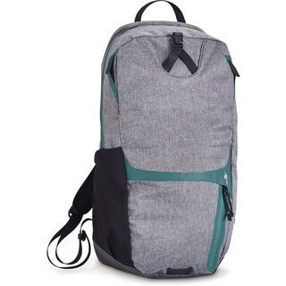 Specialized Women's Base Miles Featherweight Backpack 15l, heather grey/turquoise - Fahrradrucksack