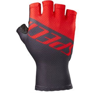 Specialized SL Pro Long Cuff, red black - Fahrradhandschuhe