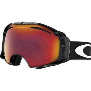 Oakley Airbrake Prizm inkl. Wechselscheibe, jet black/Lens: prizm torch iridium - Skibrille