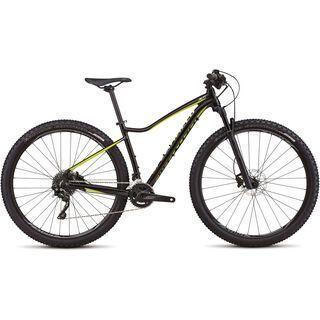 Specialized Jett Pro 29 2017, black/green - Mountainbike