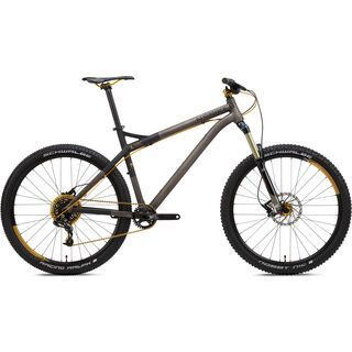 NS Bikes Eccentric Alu 1 2016, grey/black - Mountainbike