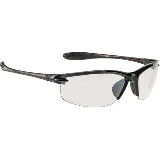 Alpina Glyder, black/clear mirror - Sportbrille