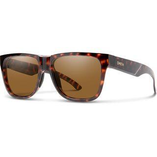 Smith Lowdown 2, tortoise/Lens: polarized brown - Sonnenbrille