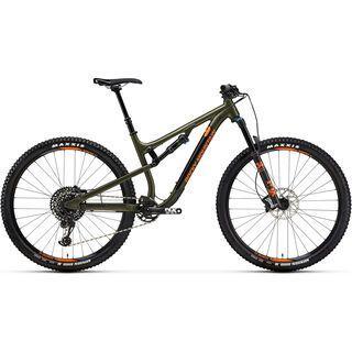Rocky Mountain Instinct Alloy 50 2019, green/orange/black - Mountainbike