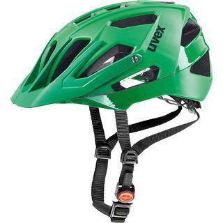 uvex Quatro, green mat/shiny - Fahrradhelm