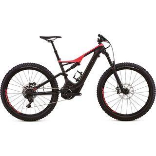 Specialized Turbo Levo FSR Comp Carbon 6Fattie 2018, carbon/acid red - E-Bike