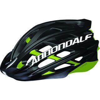 Cannondale Cypher MTB, black/green - Fahrradhelm