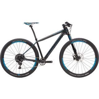 Cannondale F-SI Carbon 2 29 2016, black/blue - Mountainbike