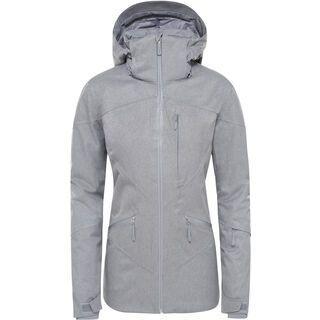 The North Face Womens Lenado Jacket, mid grey heather - Skijacke