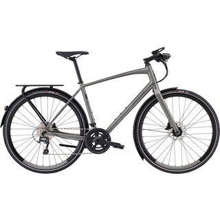 *** 2. Wahl *** Specialized Men's Sirrus Elite EQ - Black Top LTD 2020, grey/black - Fitnessbike | Größe L // 49.5 cm