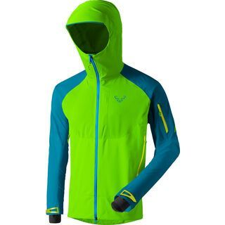 Dynafit Radical Gore-Tex Men Jacket, lambo green - Skijacke