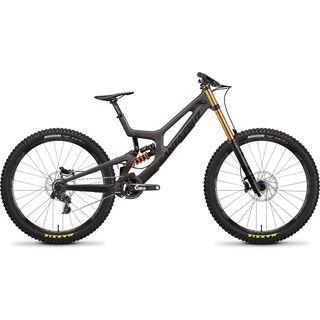 Santa Cruz V10 CC X01 27.5 2019, black - Mountainbike