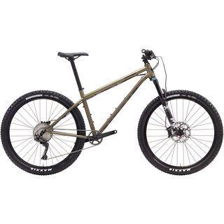 Kona Explosif 2017, gold/black - Mountainbike