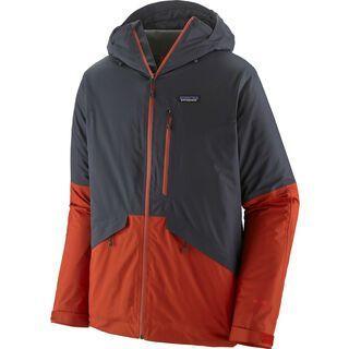 Patagonia Men's Insulated Snowshot Jacket, smolder blue - Skijacke