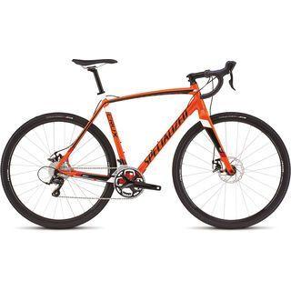 Specialized CruX E5 2016, orange/black/white - Crossrad