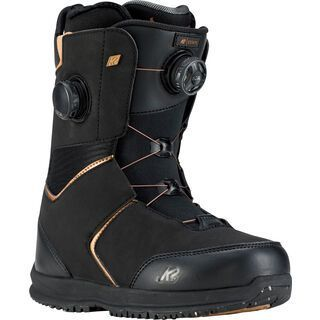 K2 Estate 2020, black - Snowboardschuhe