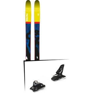 Set: Faction Prodigy 3.0 2018 + Marker Squire 11 ID black