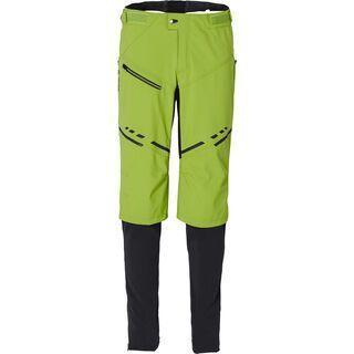 Vaude Men's Virt Softshell Pants II, chute green - Radhose