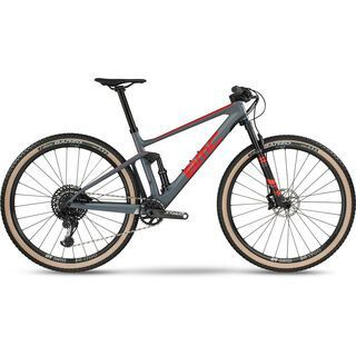 BMC Fourstroke 01 Three 2019, race grey - Mountainbike