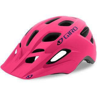 Giro Tremor, mat bright pink - Fahrradhelm
