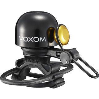 Voxom KL20, schwarz - Fahrradklingel