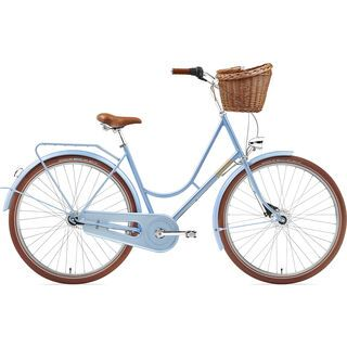 Creme Cycles Holymoly Doppio 2020, denim - Cityrad