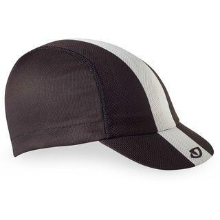 Giro Peloton Cap, black/white gray - Radmütze