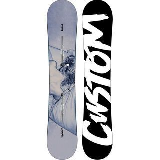 Burton Custom Twin Flying V 2016 - Snowboard