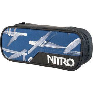 Nitro Pencil Case, smear midnight