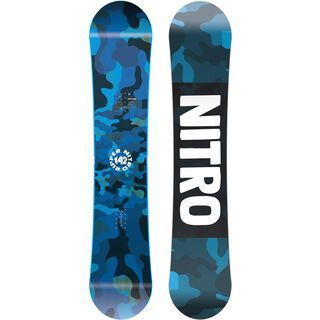 Nitro Ripper Youth 2020 - Snowboard