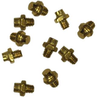 Azonic Alloy Ersatzpins Wicked Pedal, gold
