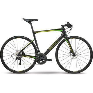BMC Roadmachine 02 FB 2018, carbon lime - Fitnessbike