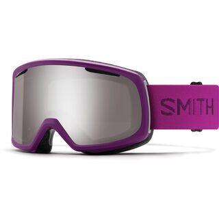 Smith Riot inkl. WS, monarch/Lens: cp sun platinum mir - Skibrille
