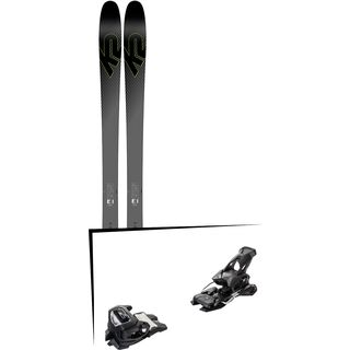 Set: K2 SKI Pinnacle 95Ti 2019 + Tyrolia Attack² 14 AT solid black