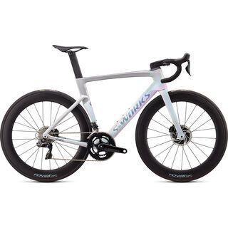 Specialized S-Works Venge Disc Di2 Sagan Collection 2020, overexposed - Rennrad