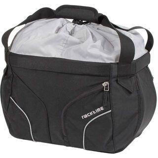 Racktime Handle-it, bill-black - Fahrradtasche