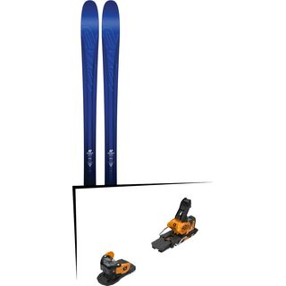Set: K2 SKI Pinnacle 88 2017 + Salomon Warden MNC 13 (2212343)