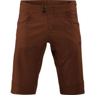 Cube Tour Baggy Shorts, brown - Radhose