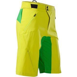 Cube AMS Shorts, lime - Radhose