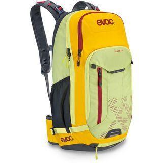 Evoc Glade 25l, lime/orange - Fahrradrucksack