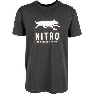 Nitro Lobos Tee, black - T-Shirt