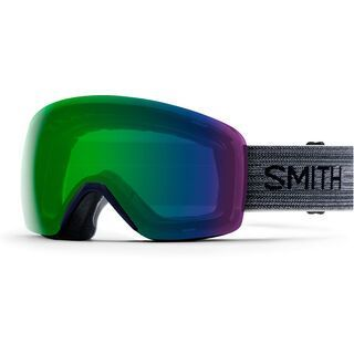 Smith Skyline, ink/Lens: cp everyday green mir - Skibrille