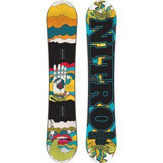 Nitro Runaway 2015 - Snowboard